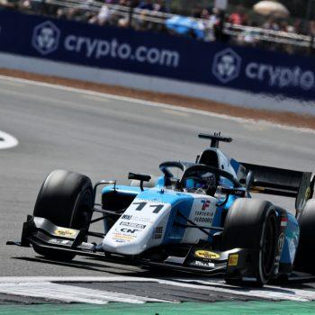 formula 2 silverstone 2021 verschoor
