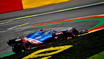 Il giro di Spa visto dalla helmet cam di Alonso è forse l'onboard più bello del 2021