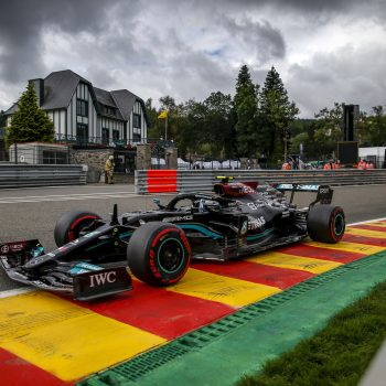 Bottas si prende le FP1 del GP del Belgio. 2° Verstappen, 18° Hamilton
