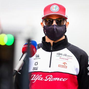 Niente GP d'Olanda per Raikkonen: il #7 è positivo al COVID-19. Kubica al suo posto
