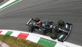 Formula 1 2021: Italian GP