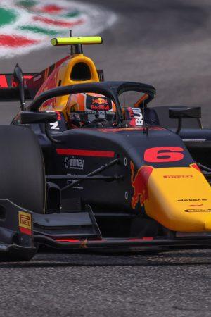 Jehan Daruvala Carlin Formula 2 GP Italia 2021