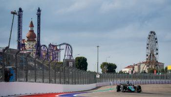 Formula 2 GP Russia 2020 Sochi Juri Vips