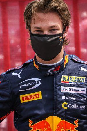 Dennis Hauger Formula 3 F3 2021 Sochi Russia