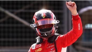 Arthur Leclerc Formula 3 GP Olanda Gara 1