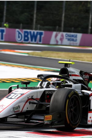 Theo Pourchaire Formula 2 Monza