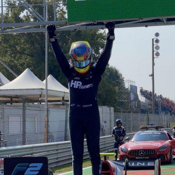 formula 2 gp italia 2021 oscar piastri