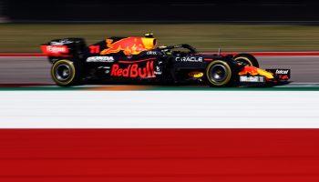 Vanno a Perez le FP2 del GP degli USA. Scaramucce – e dito medio – tra Hamilton e Verstappen
