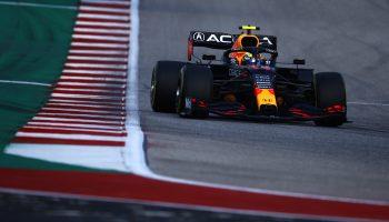 Nelle FP3 di Austin c'è ancora Perez davanti a tutti. Sainz, 2°, precede Verstappen
